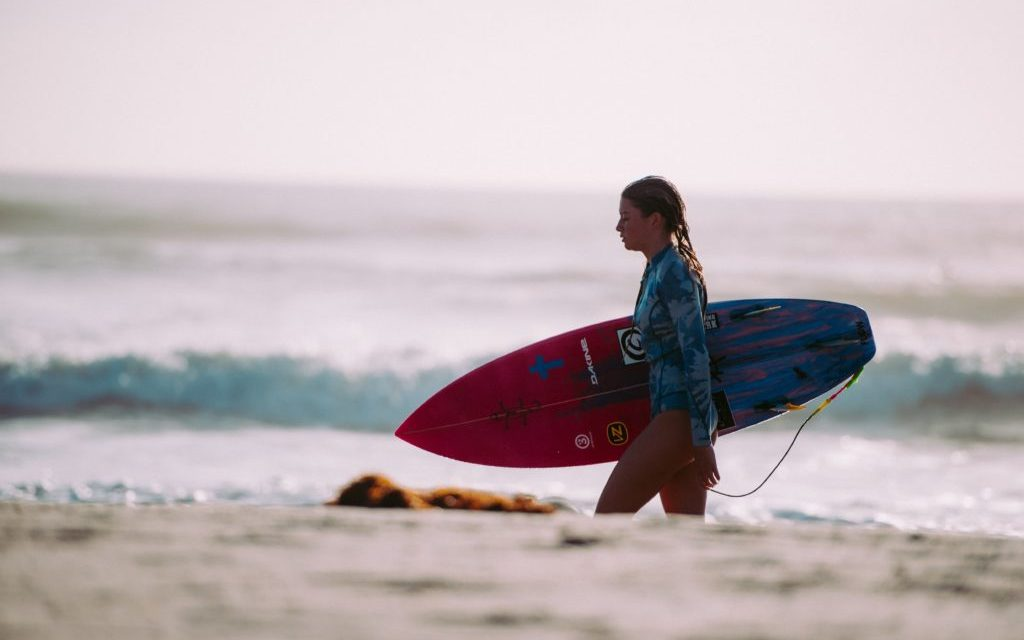 If Anxiety Is The Problem, Could Surfing Be The Answer?