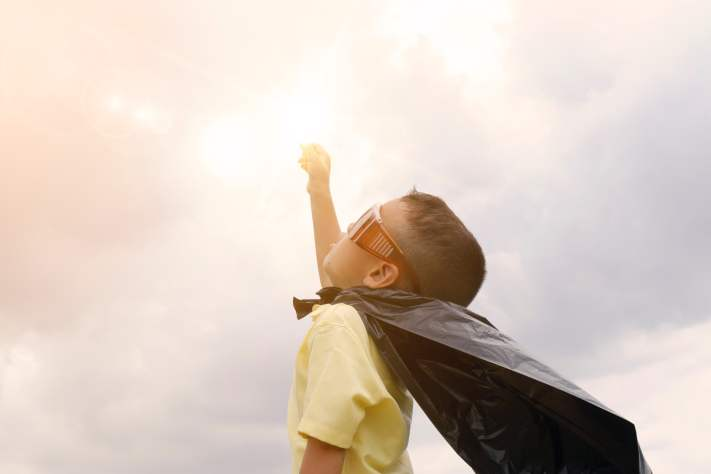 We want our kids to have healthy, positive self-esteem. How do we build it so that it is strong and enduring?