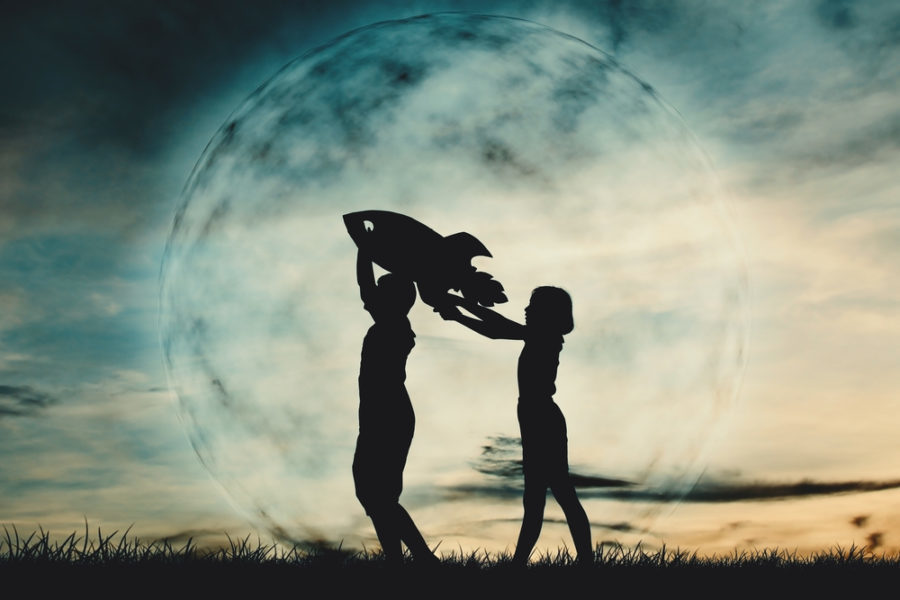 Build a strong emotional launchpad and kids will fly