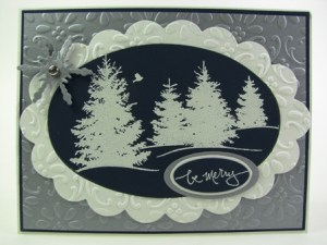 Stamped by Mary Hall. All Images copyright Stampin' Up!