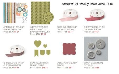 weekly deals june 10 16