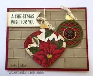 embellished ornaments 1 linda heller