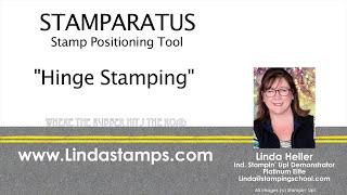 Stamparatus: Hinge Stamping