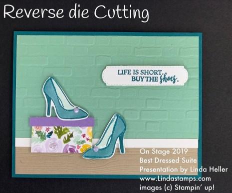 Best Dressed:  Reverse Die Cutting Video