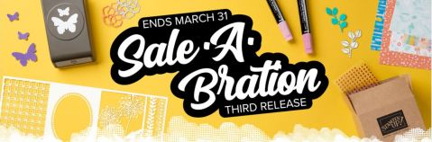 9 New Sale-A-Bration Freebies Added Today!