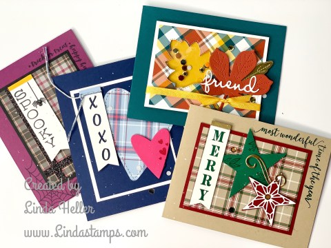 Festive Corners Kits in the Mail!