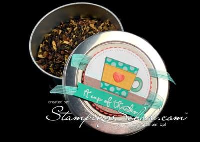 Loose Tea Gift Tin