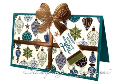 Tied With Love: Gift Card Holders