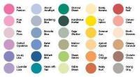 Fiestaware Color Chart Retired - Poppy new fiesta color ...
