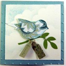 Patti Sharkey 3x3 card