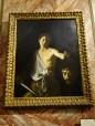 Caravaggio: David with the Head of Goliath, (1606)