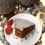 Mīkstā ingvera kūka