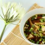Ātrā miso zupa