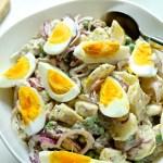 Jauno kartupeļu salāti