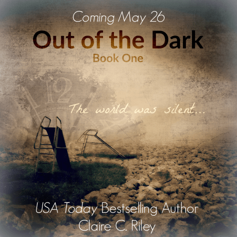 Out of the Dark teaser graphic slide