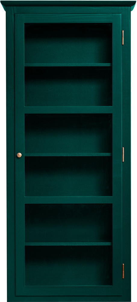 Product image of Lindebjerg Design Color N4 Green vitrine
