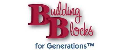 Building Blocks for Generations – FAQs