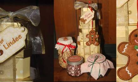 Gingery Christmas Quick & Easy Holiday Projects