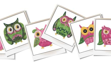What A Hoot! Applique Owls