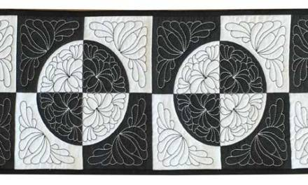 How to Stitch a Cheater Quilt Block with Your Embroidery Machine
