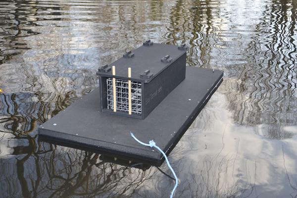 Rekommenderat marint försvarsmateriel