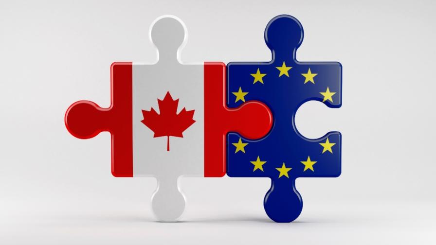 CETA ist das erste umfassende Freihandelsabkommen der EU mit einem Industriestaat. (Bild: © iStock)