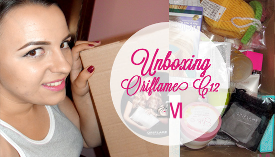 Unboxing Oriflame C12 2015