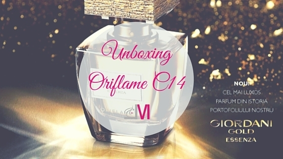 Unboxing Oriflame C14