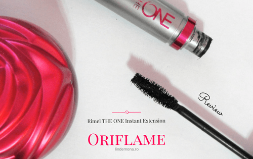 Review: Rimel The ONE Instant Extension Oriflame
