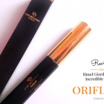 Review: Rimel Giordani Gold Incredible Lenght Oriflame