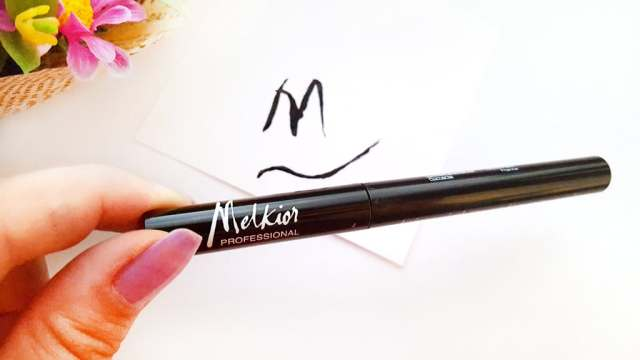 Review eyeliner lichid melkior professional
