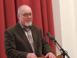 Dankesrede Uwe Horstmann Bürgerpreis Linden-Limmer für Integration