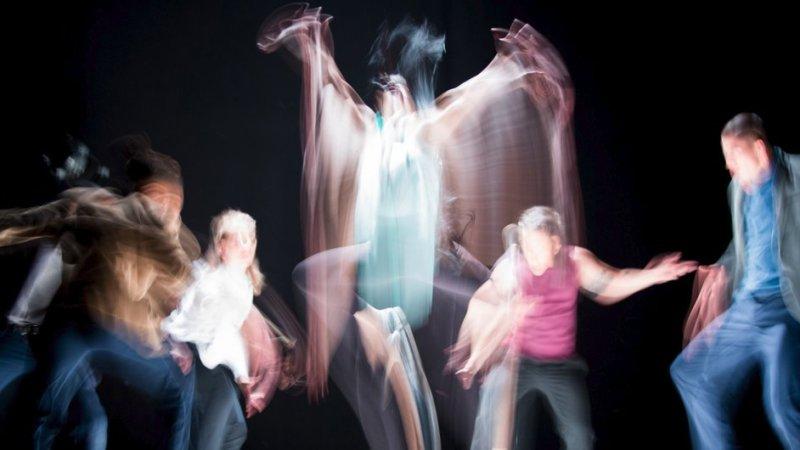 Tänzer, Tanzdarbietung, Tanzworkshop
