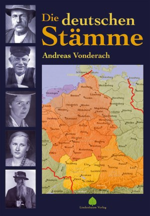 Andreas Vonderach. Die deutschen Stämme