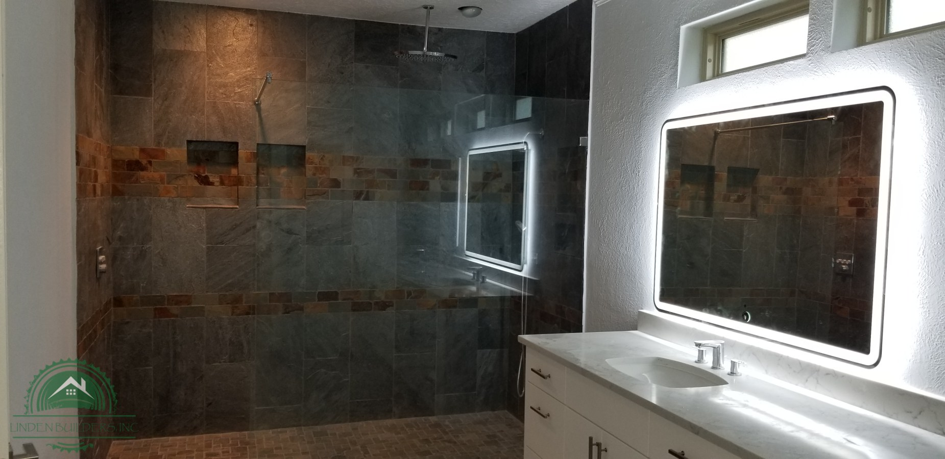 Houston Bathroom Remodeling Kitchen And Bath Remodeling Houston Linden Builders