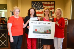 Wells Fargo Bank donates $500 to Firehouse Rescue Campaign