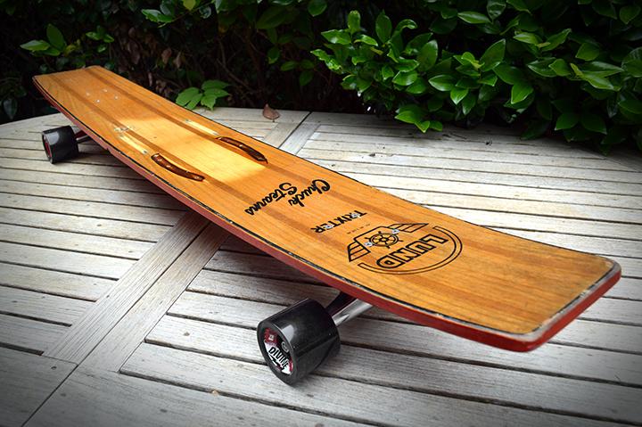 Lund Trixter Chuck Stearns Nautical Board 2