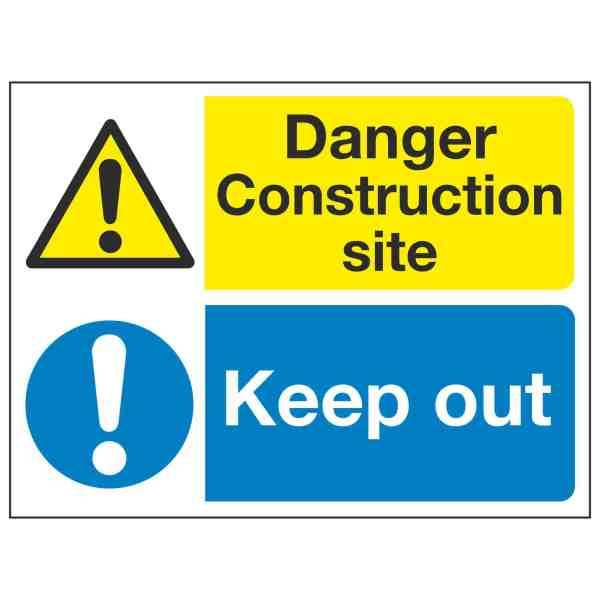 Printable Danger Keep Out Signs - Year of Clean Water