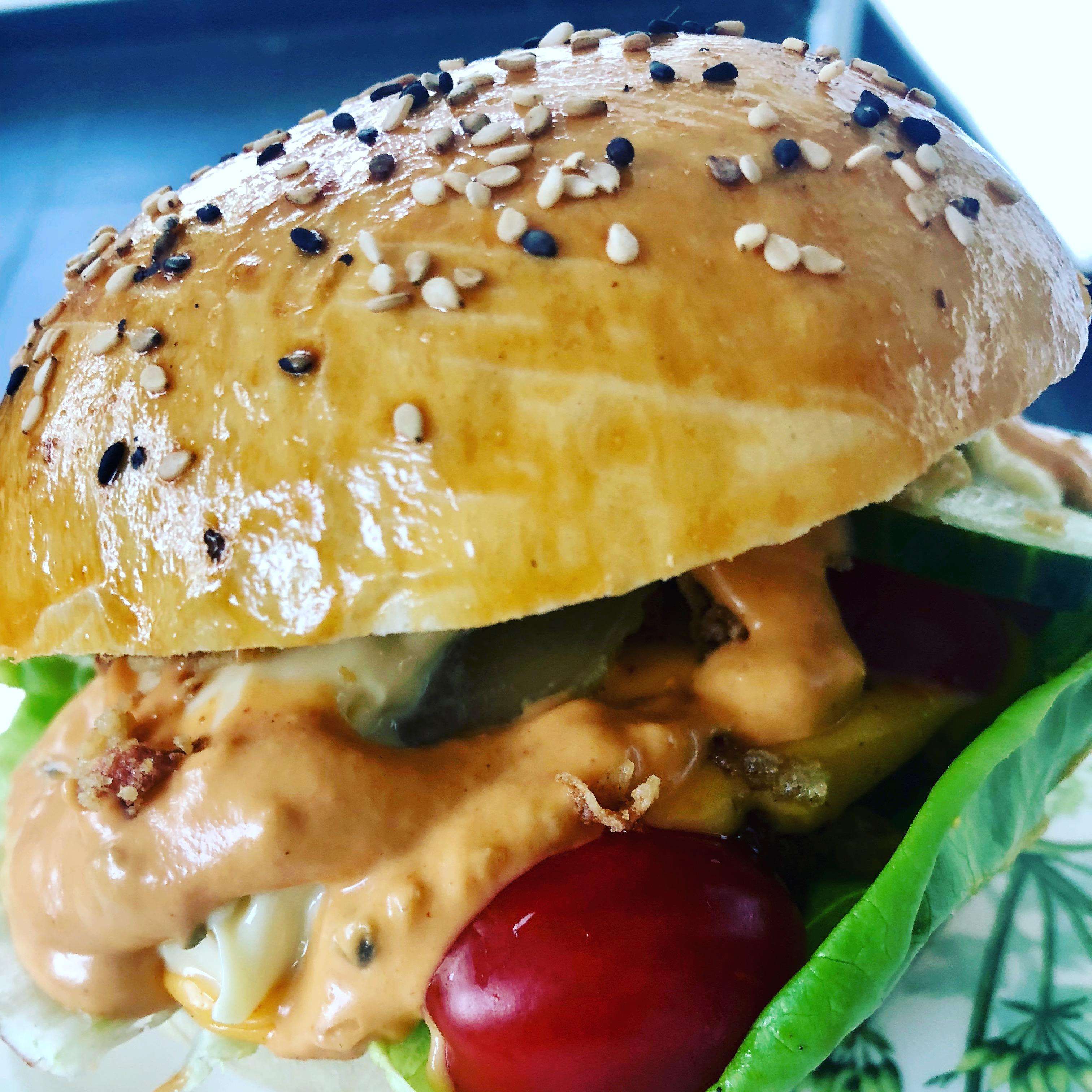 Burger Buns Dinkel