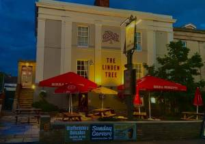 Linden Tree Pub Food and Rooms