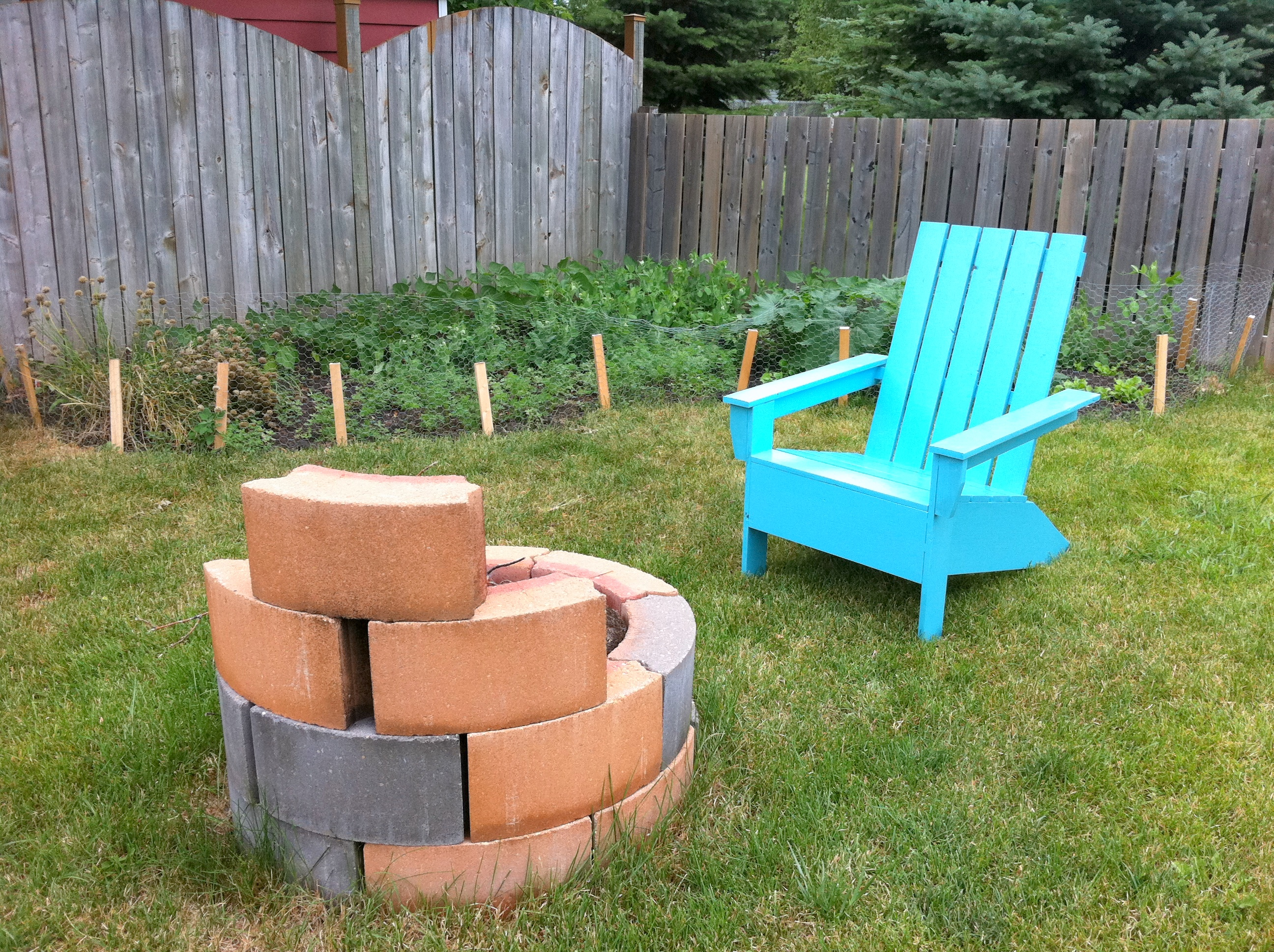 fire pit and adirondack chairs thomas potty chair toys r us for the lindiy