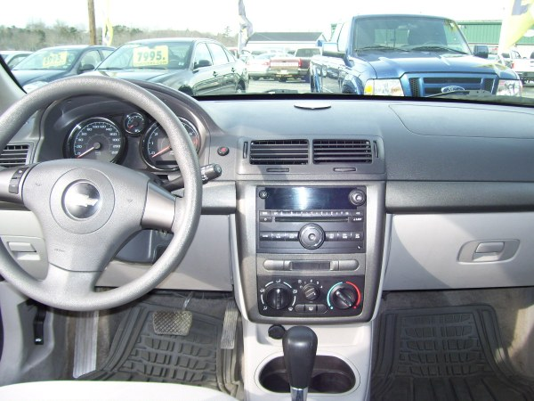 Chevy Cobalt Dashboard - Year of Clean Water
