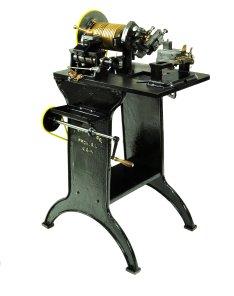 Hall Rose Engine 1