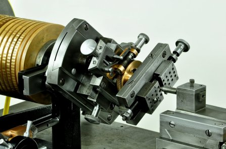 Hall Rose Engine 3