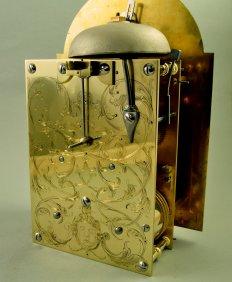 Thomas Walker Bracket Clock 2