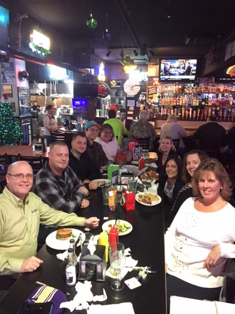 Lind Company Holiday Party