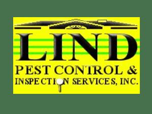 Lind Pest Control logo