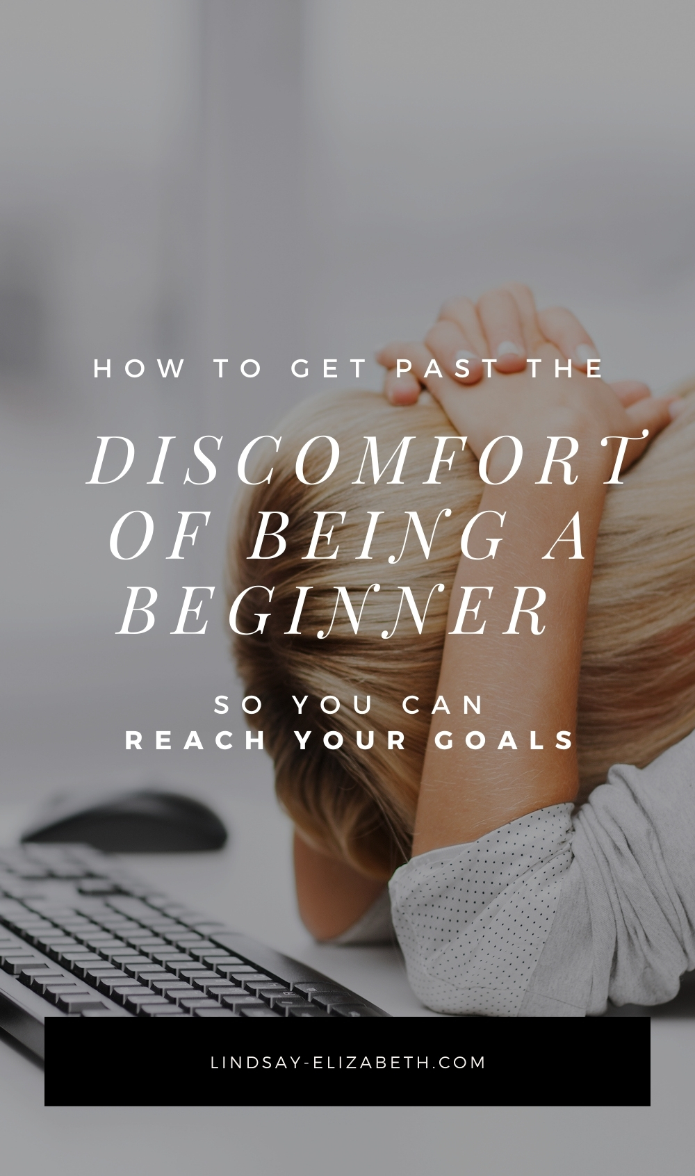 The discomfort required to grow is what keeps many people from reaching their goals. However, it's important to trust the process when you're in the beginning stages of something, whether it's learning/honing a new skill, starting a new venture, or finding your way through unchartered territory. Follow these tips to get a new perspective on being a beginner at every stage so you can embrace the process and consistently move forward to achieve your dreams. #mindset #goals #productivity