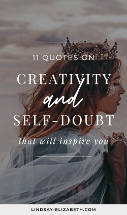 Feeling stuck? Read these inspiring quotes on creativity, creative blocks, being an artist, and taking risks to you motivate you again.