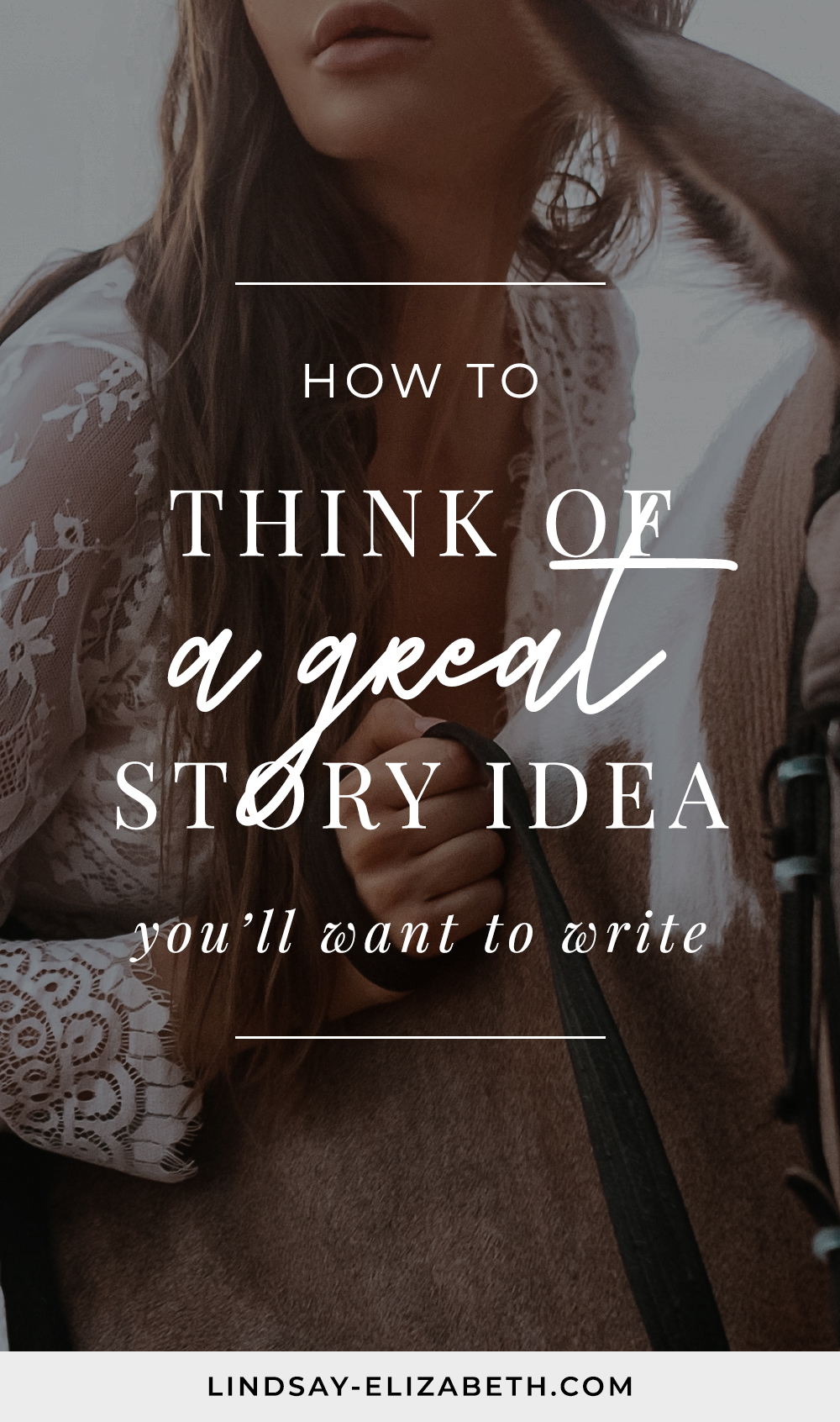 Are you ready to write a book but aren't sure which of your ideas to choose from, or simply aren't inspired enough by any of the ones you have and want something fresh? Follow these tips for coming up with a story idea you'll be able to commit to long-term, including some tips for choosing a NaNoWriMo project.